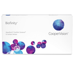 Biofinity Generic in Fort Collins, CO