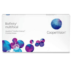 BiofinityMultifocalPack in Fort Collins, CO